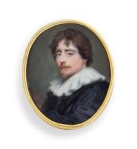 GERVASE SPENCER (BRITISH, C. 1715-1763) AFTER SIR ANTHONY VAN DYCK (FLEMISH, 1599-1641)