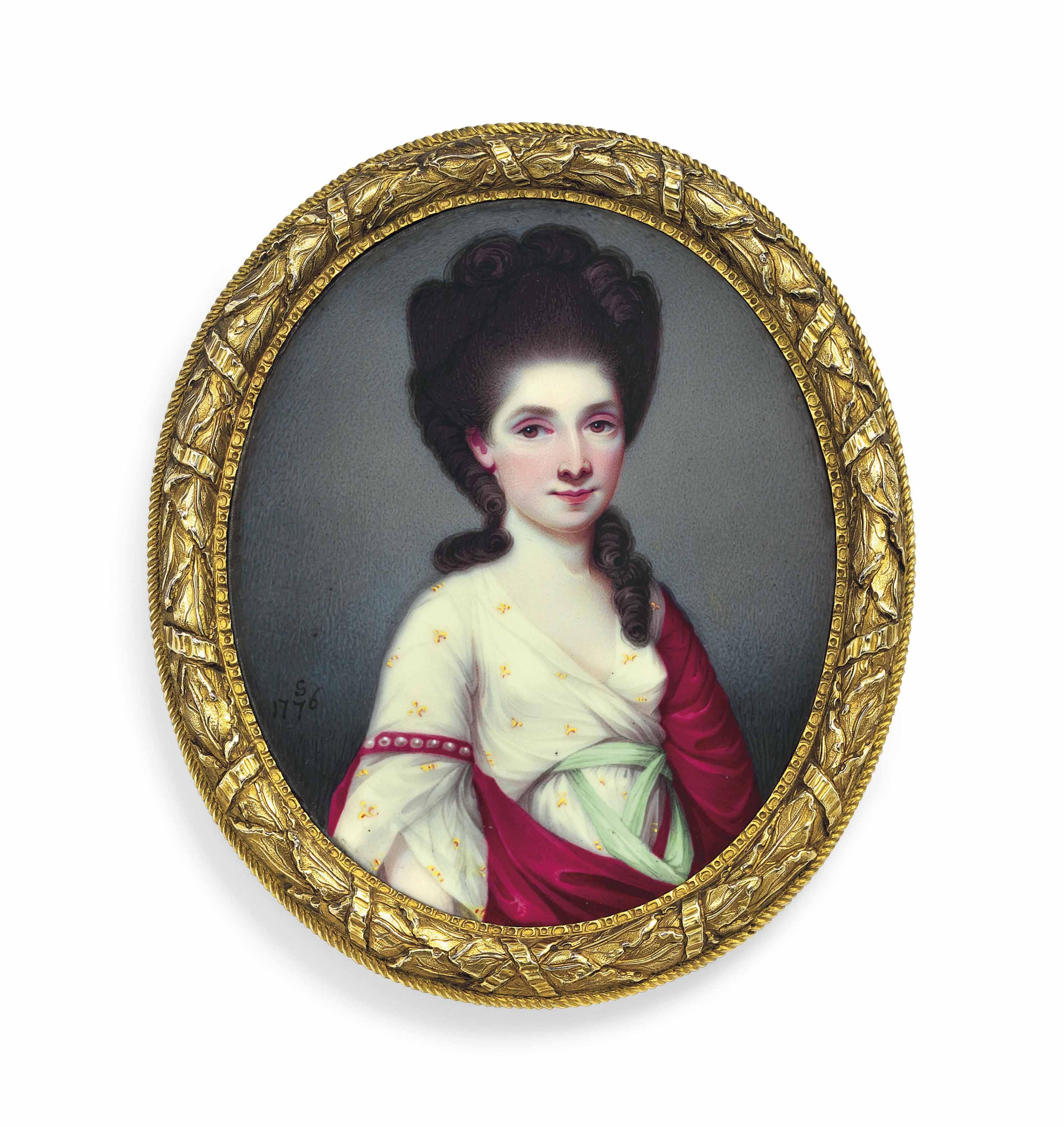 HENRY SPICER (BRITISH, 1743-18