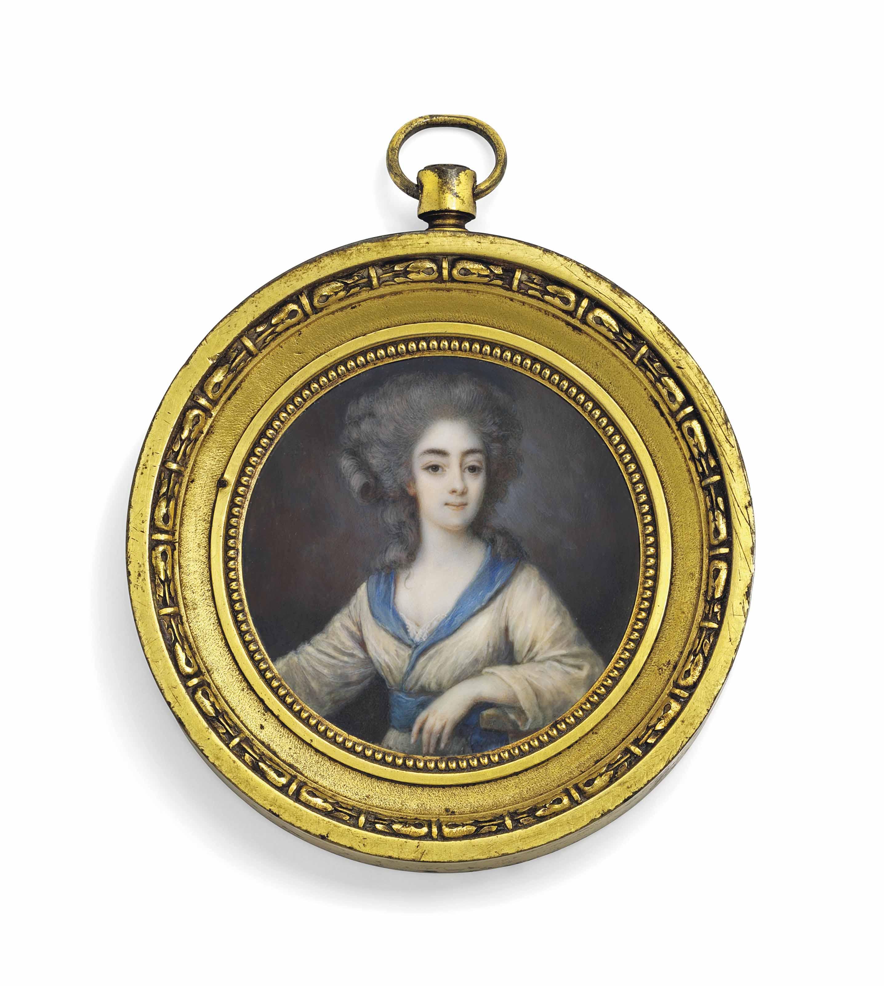 IGNAZIO-PIO-VITTORIANO CAMPANA (FRANCO-ITALIAN, 1744-1786)