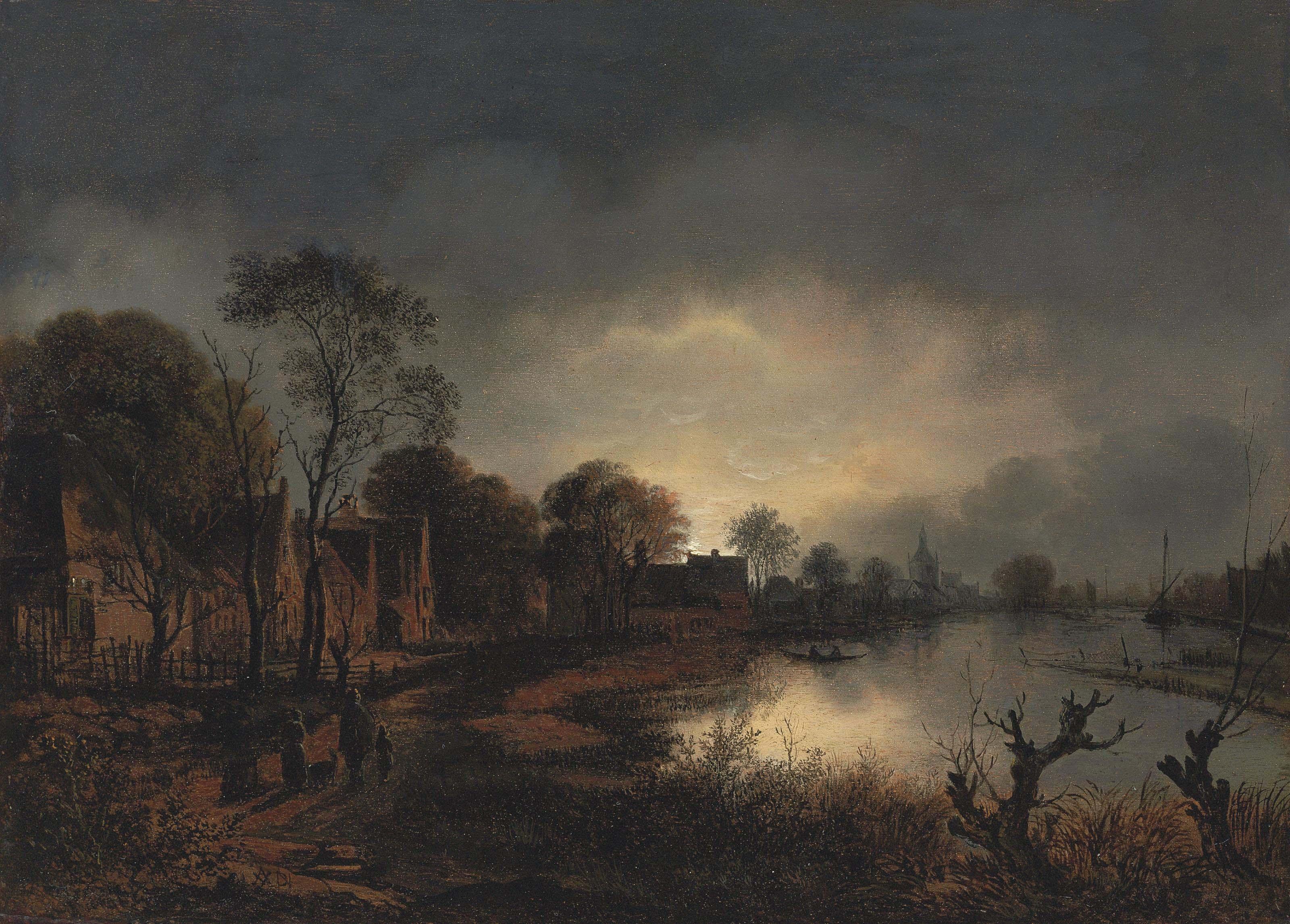 Attributed to Aert van der Nee