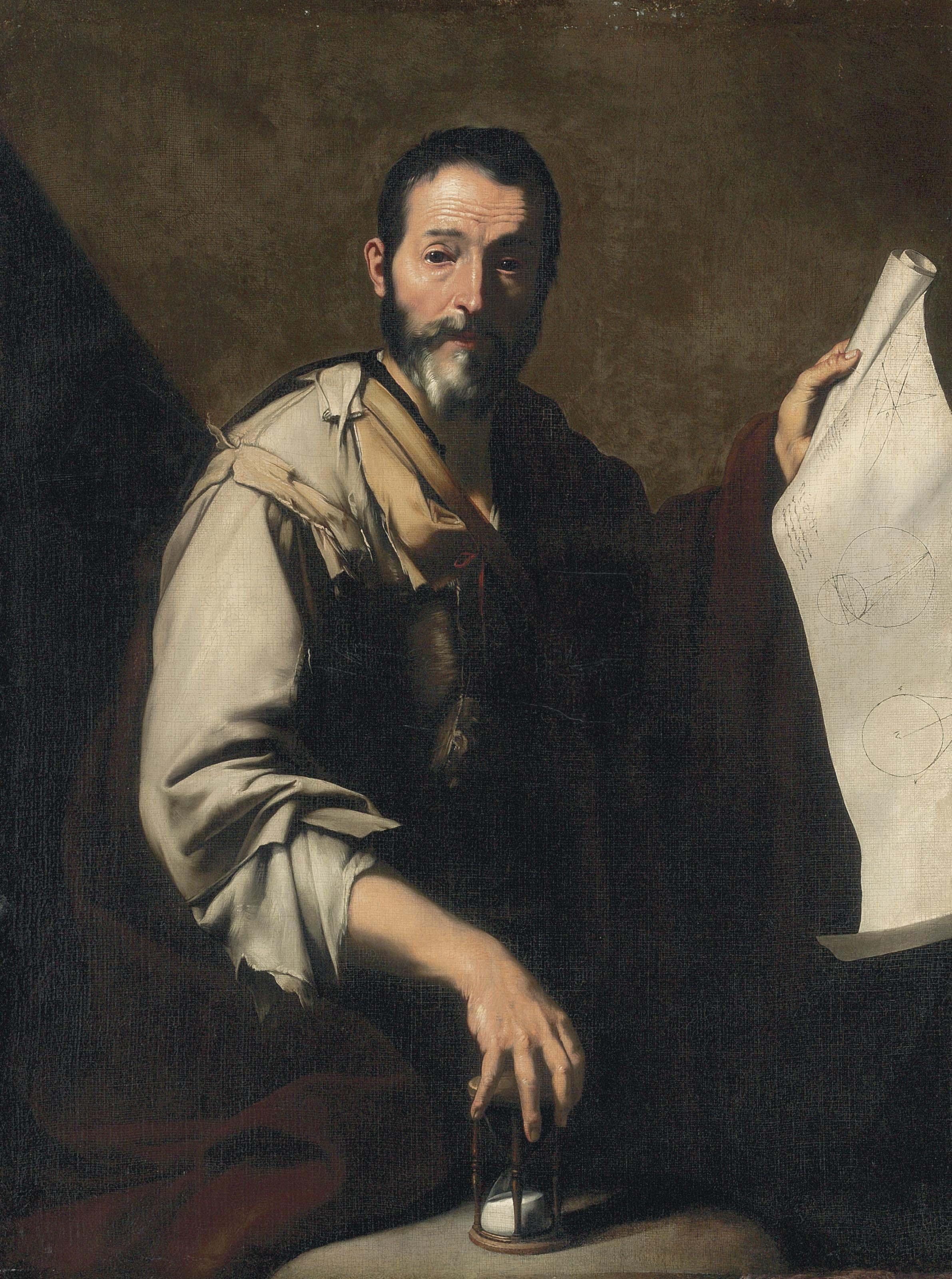 Studio of Jusepe de Ribera, lo