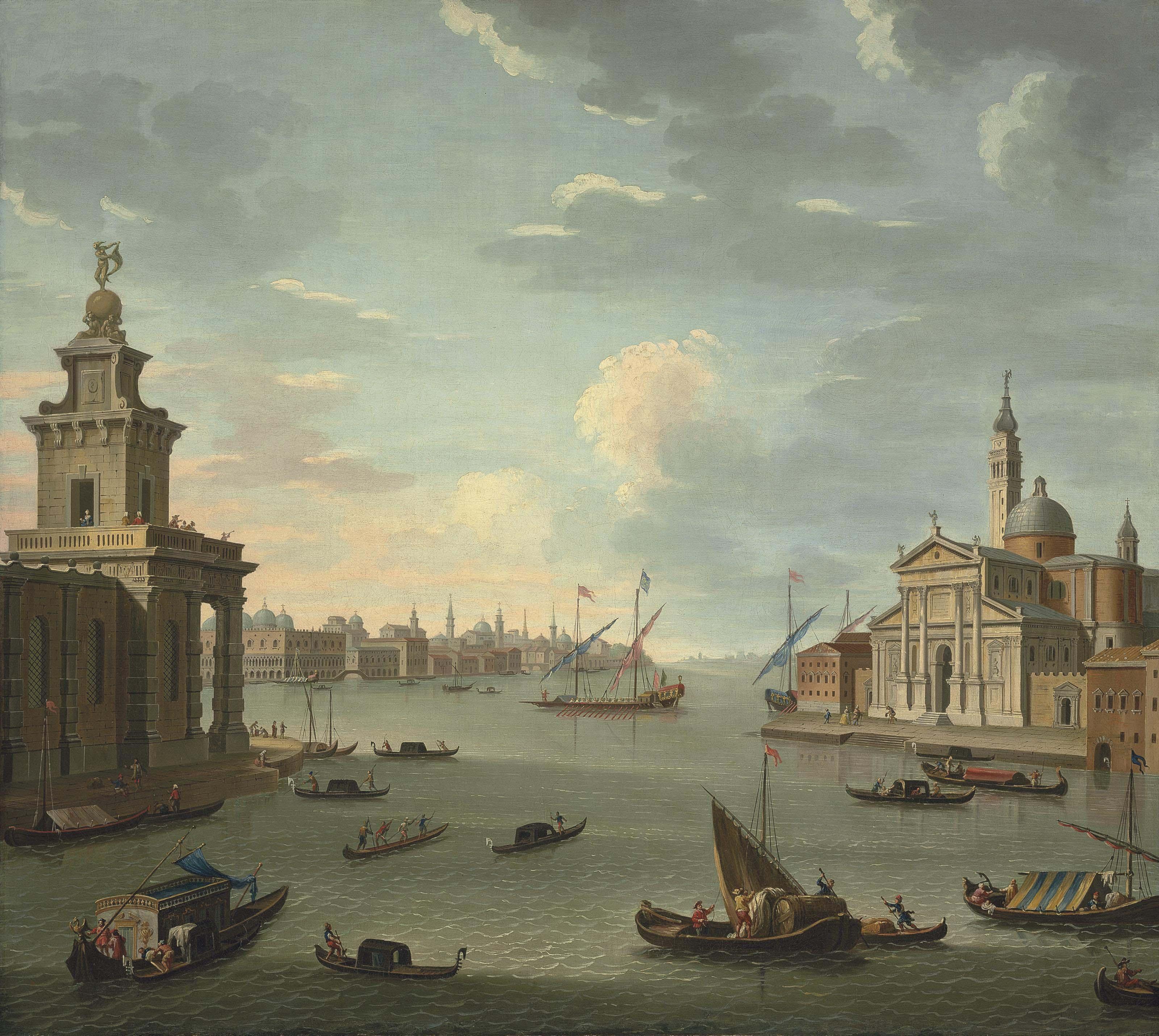 Antonio Joli (Modena 1700-1777