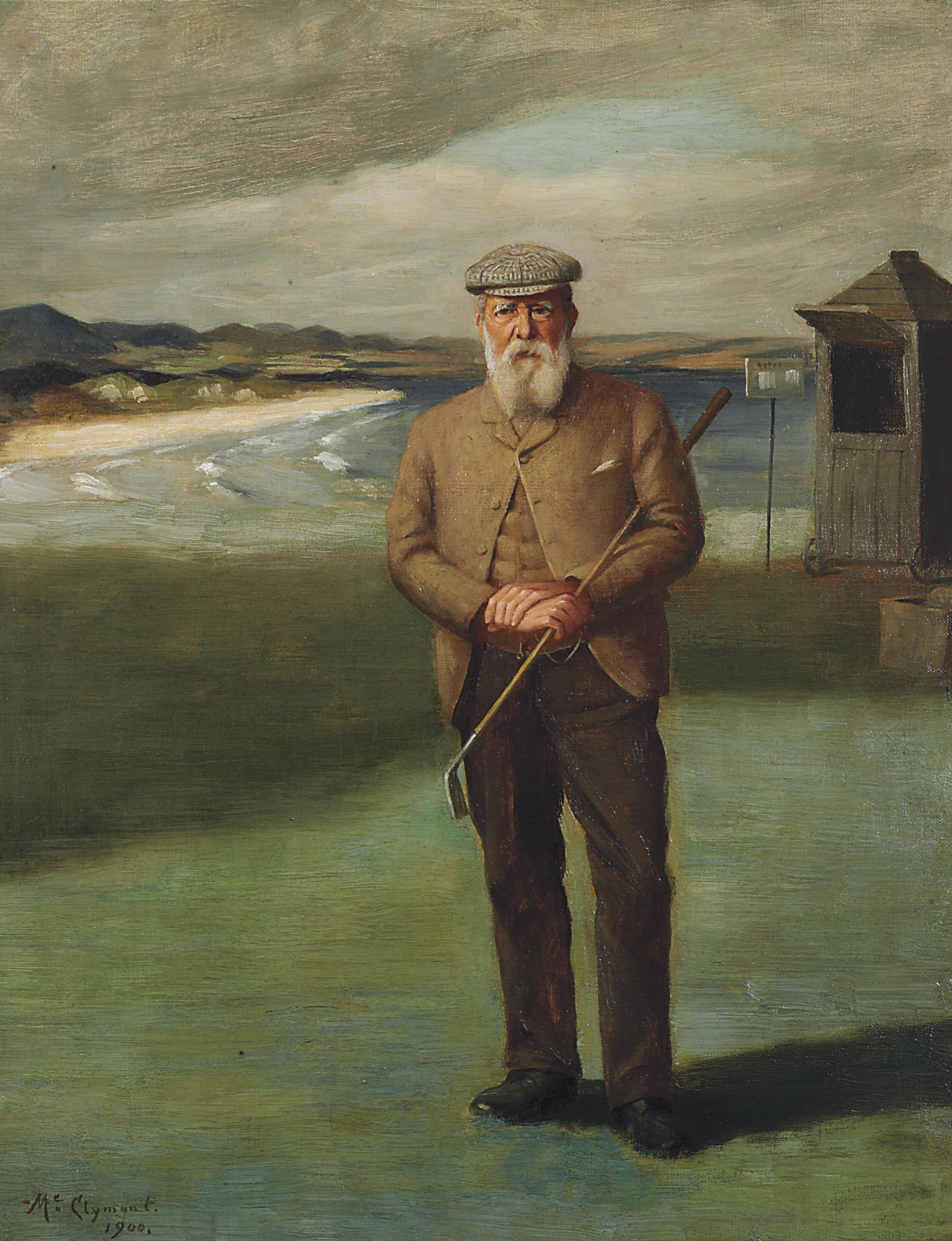John I. McClymont (1858-1934)