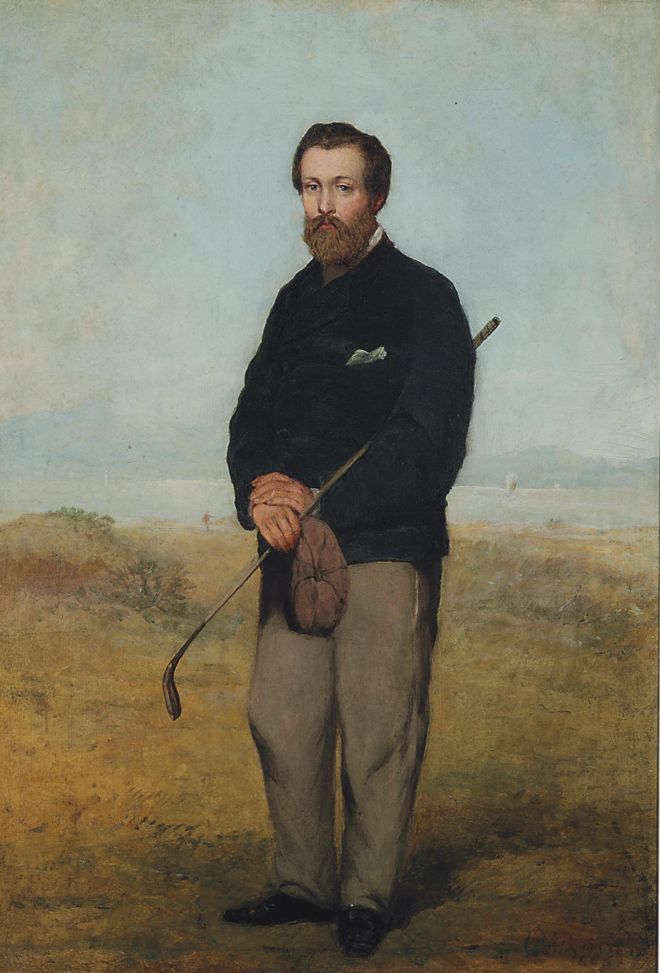 A Gentleman Golfer