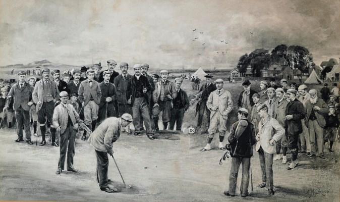 (James) Michael Brown (1854-19