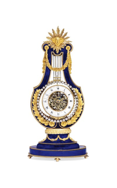 A LOUIS XVI ORMOLU MOUNTED SEV