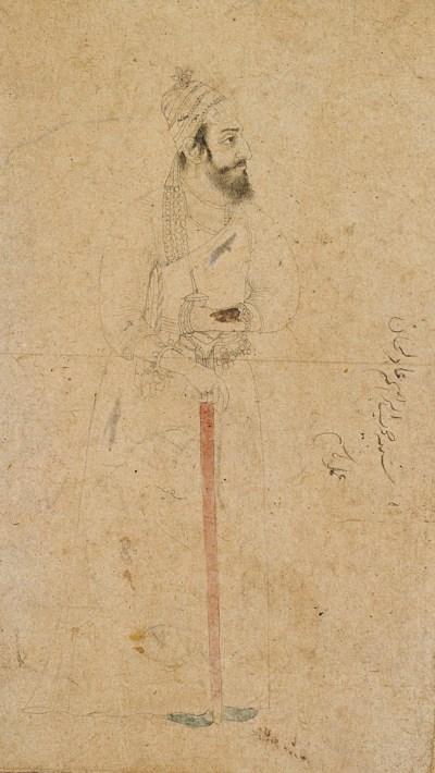 IBRAHIM 'ADIL SHAH II OF BIJAP