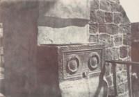 Jérusalem, Sarcophage Judaïque, circa 1854