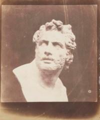 Bust of Patroclus, circa 1846
