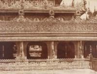 Amerapoora, Balcony of Kyoung No, 1855