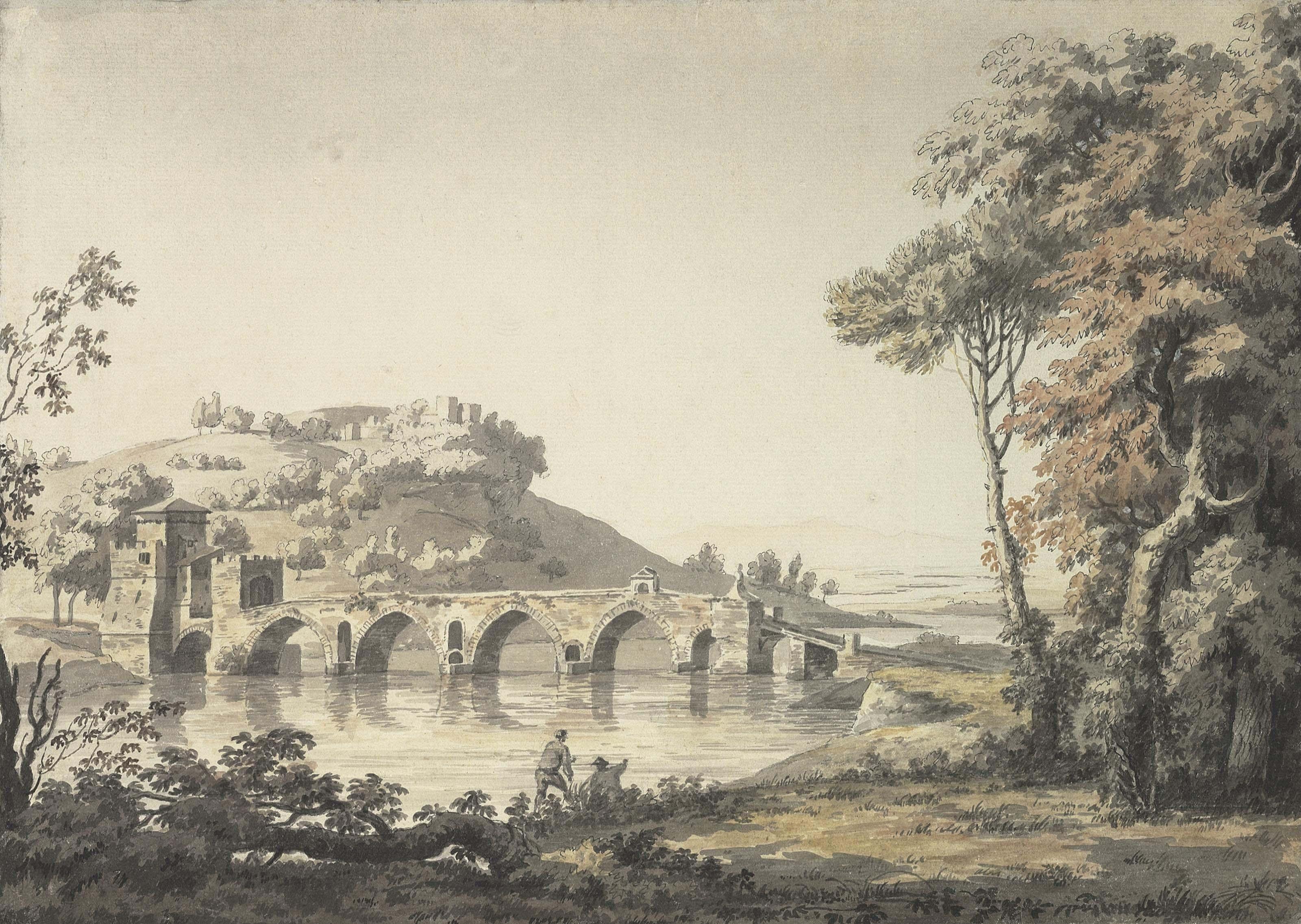 Jonathan Skelton (London c.1735-1759 Rome)