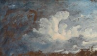Storm clouds over Hampstead
