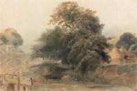 The farm stream, Kenilworth