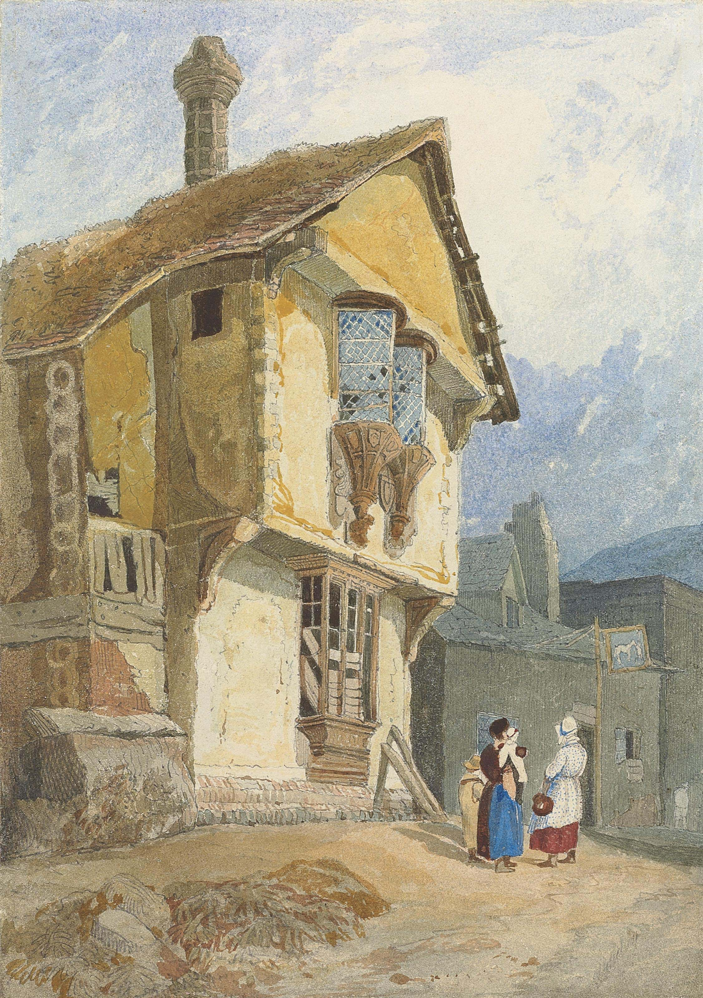 The Old College House, Conway