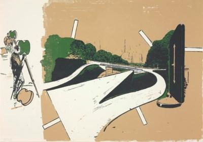Neo Rauch (b. 1960)