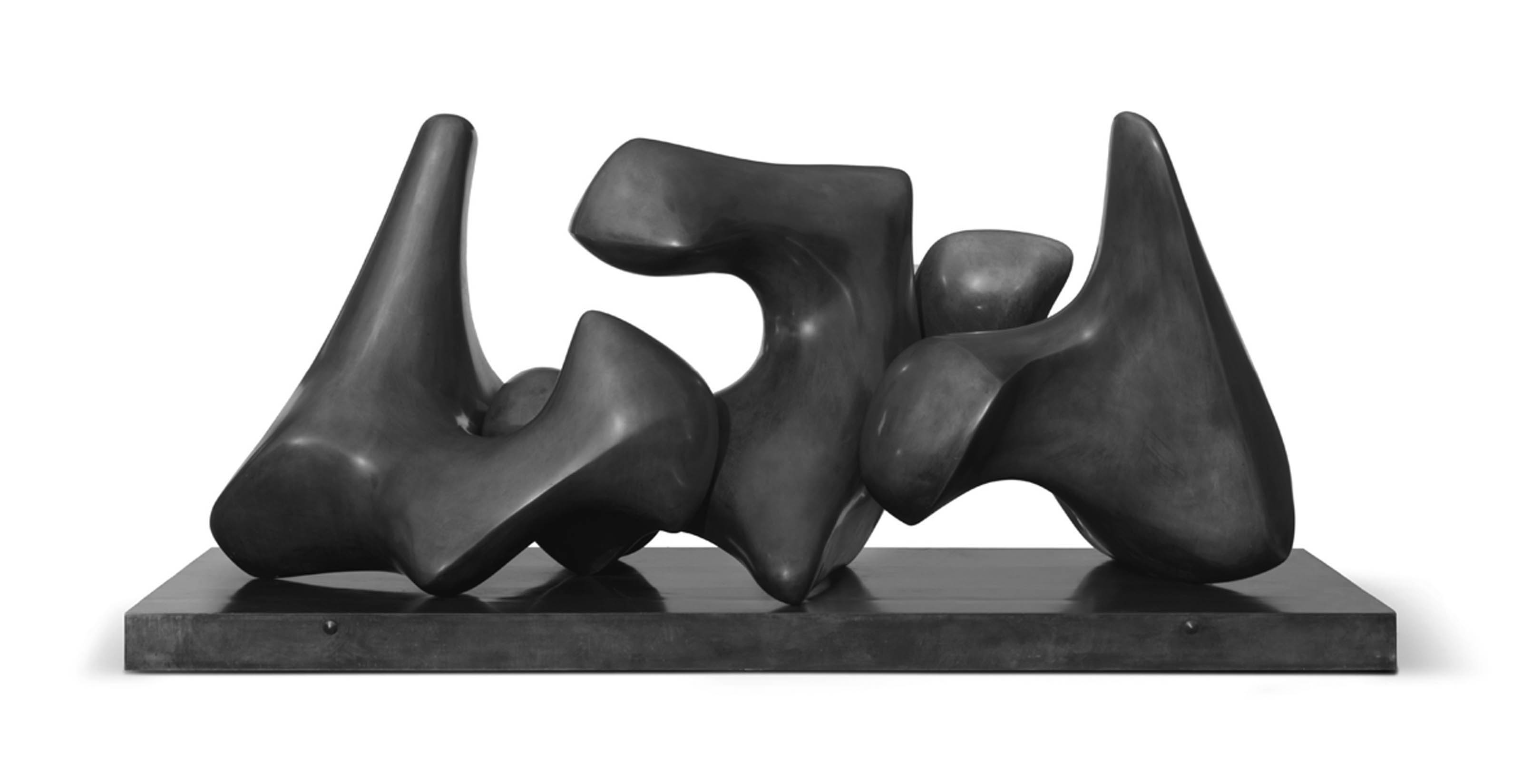 Working Model for Three Piece No. 3: Vertebrae
