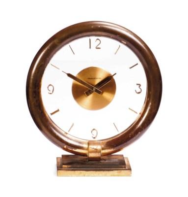 JAEGER LE COULTRE CLOCK