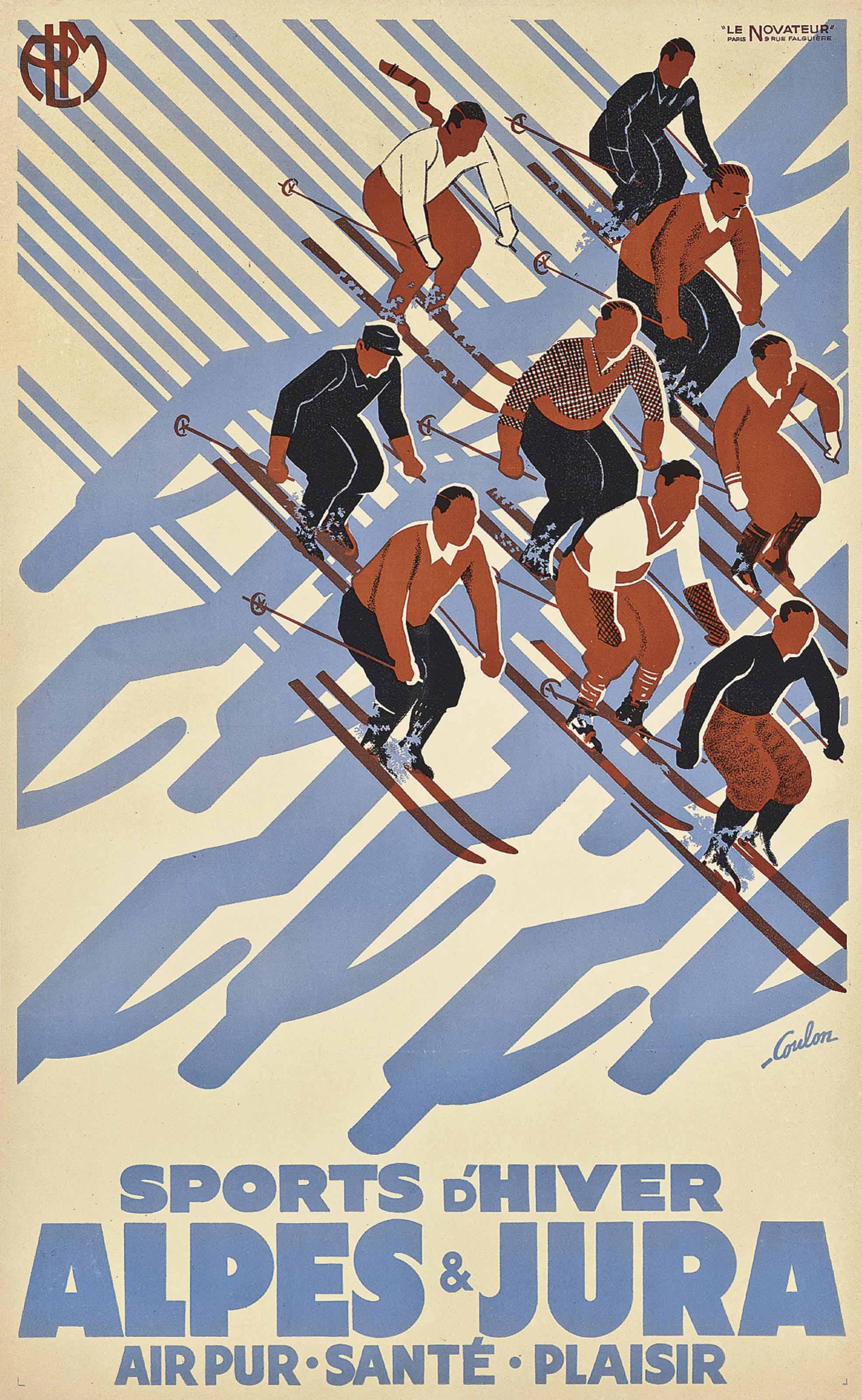 Eric de Coulon (1888-1956)