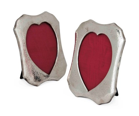 A PAIR OF LATE VICTORIAN HAMME