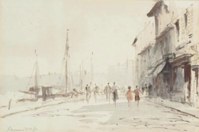 Edward Seago, R.W.S. (1910-197