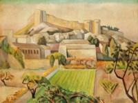 Provençal landscape