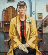 Dorothy in the yellow coat