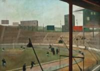 Mid-week practice at Stamford Bridge