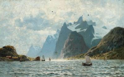 Adelsteen Eilert Normann (Norw
