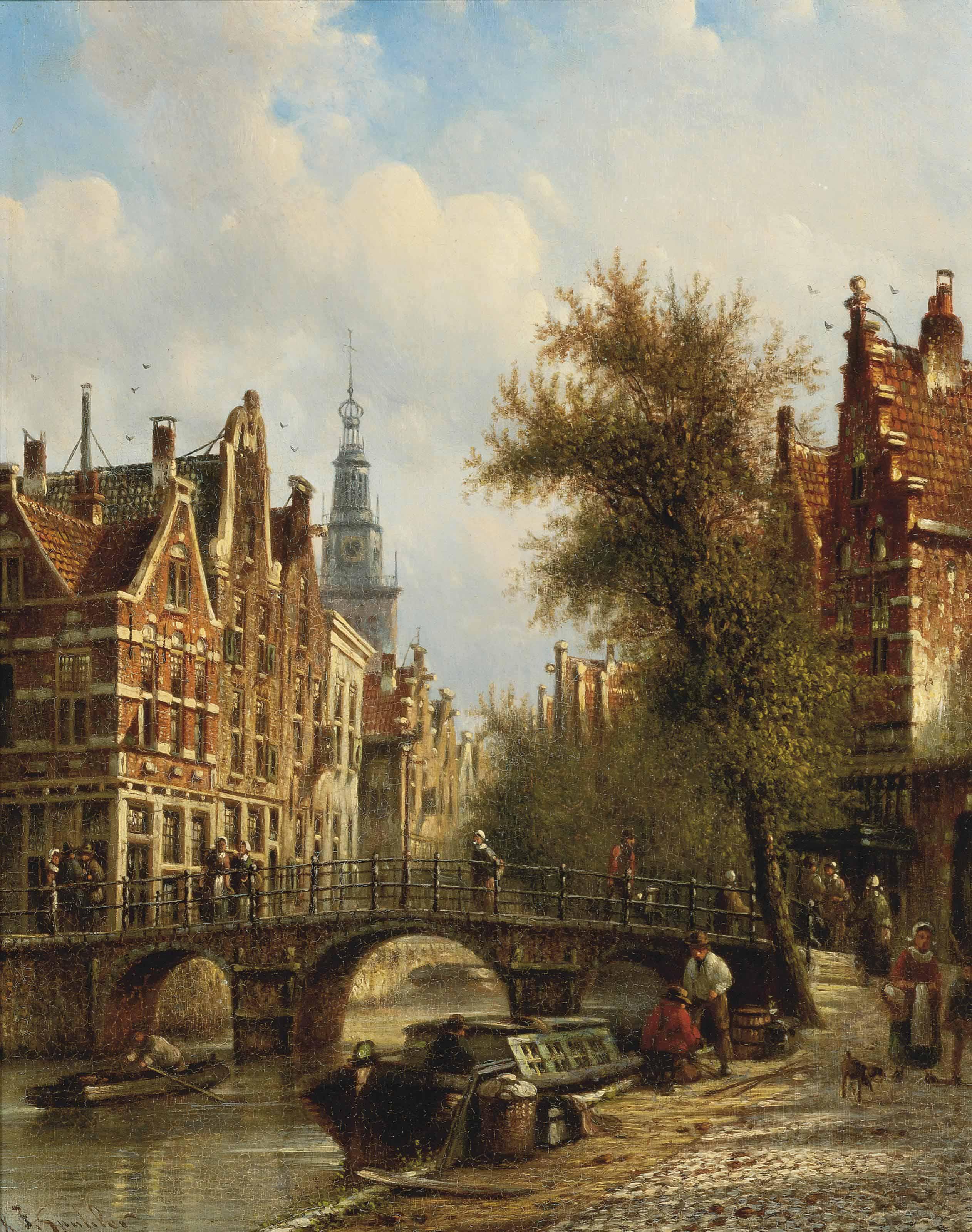 Groeneburgwal, Amsterdam