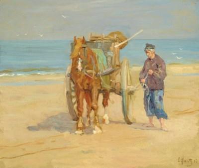Louis Jacob Hartz (Dutch, 1869