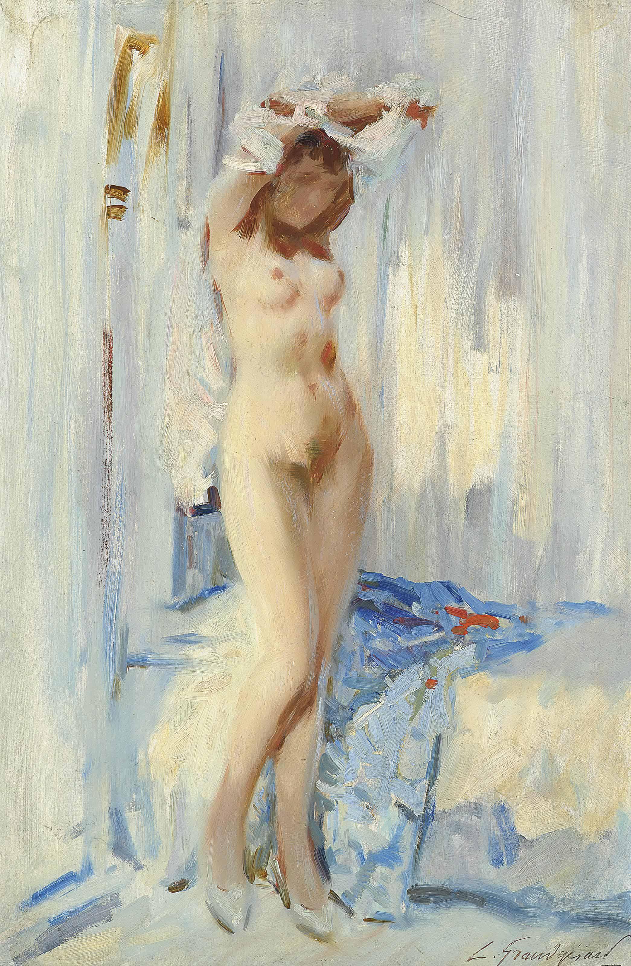 Lucien Henri Grandgerard (FREN
