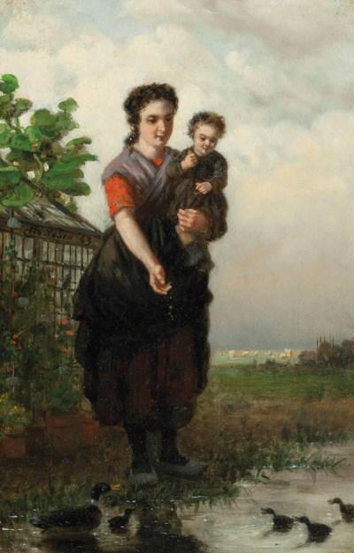 Henri Van Seben (FRENCH, 1825-