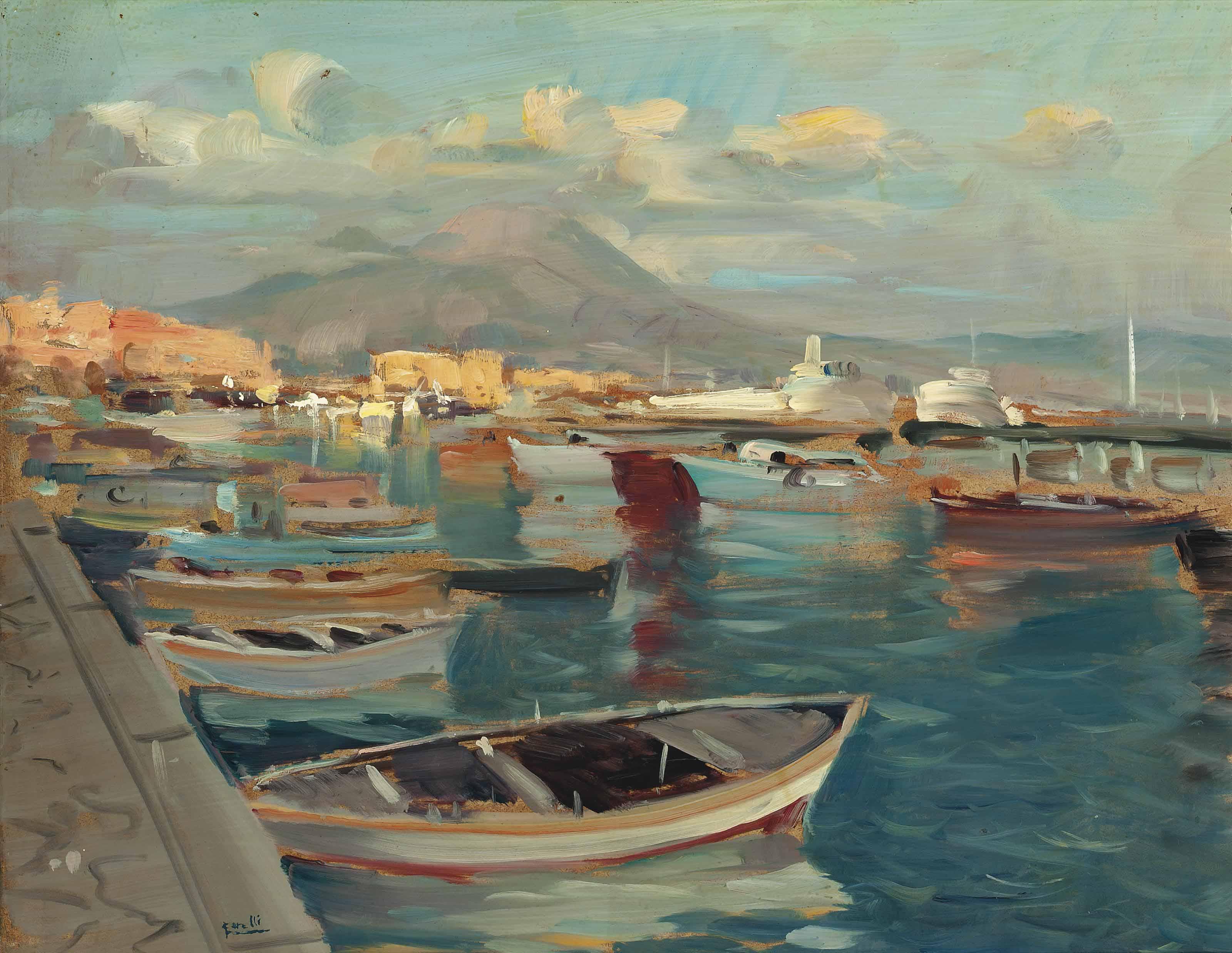 Carelli (Italian, 20th Century