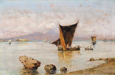 Federico Paul Nerly (Italian,