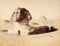 Landscapes and architectural studies of northern Africa and the Mediterranean, circa 1860-1880