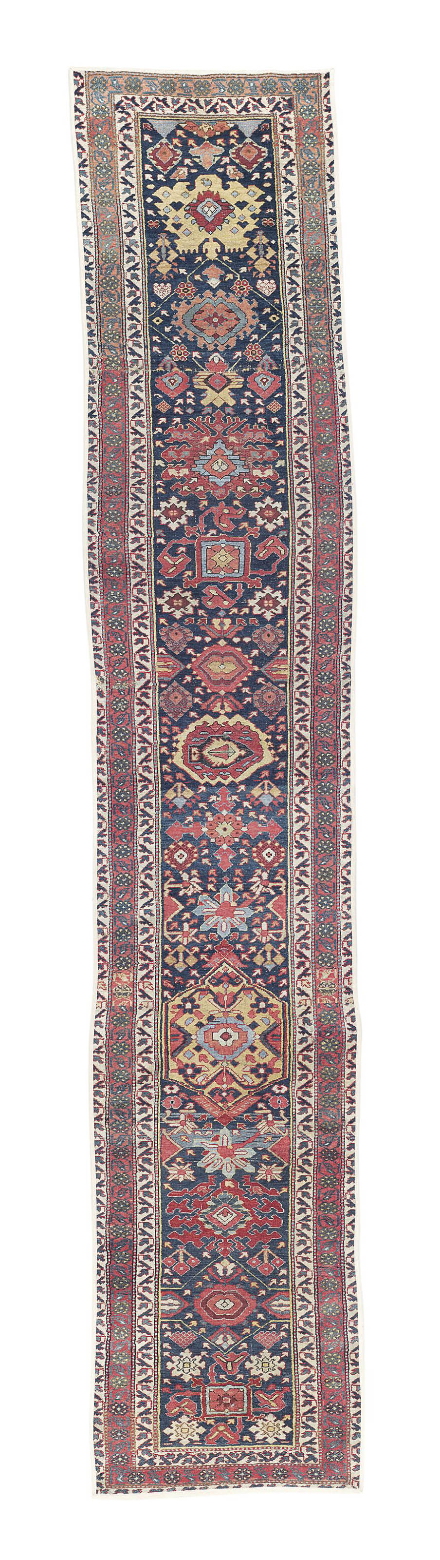 A NORTH-WEST PERSIAN RUNNER, 20TH CENTURY