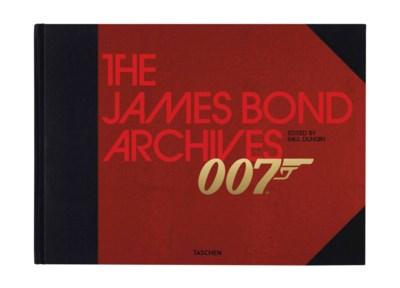 The James Bond Archives by Pau