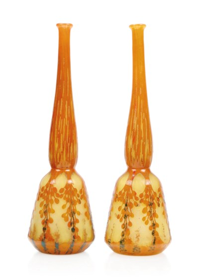 A PAIR OF SCHNEIDER LE VERRE F