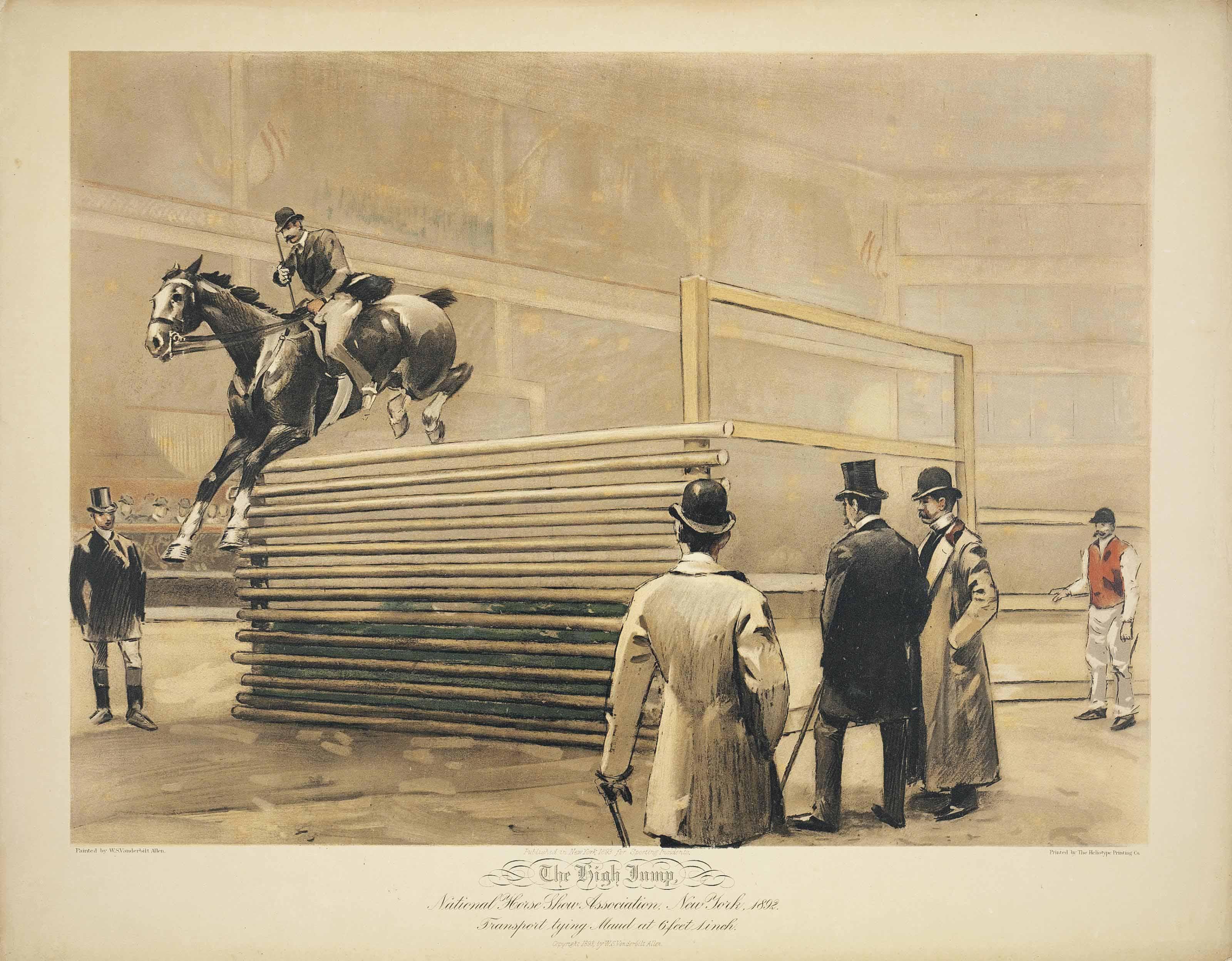 STEELE, H. Milford. Sporting I