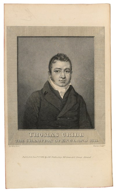 [OXBERRY, William (1784-1824).