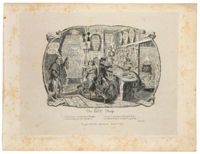 CRUIKSHANK, George (1792-1878)