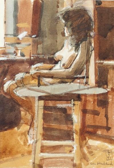 Ken Howard (b. 1932)