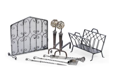 A COLLECTION OF ENGLISH STEEL