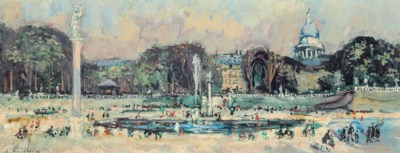 A. Lambourg (French, circa 196