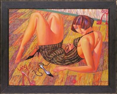 Roman Nogin (Ukrainian, b.1976