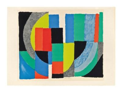 Sonia Delaunay-Terk (French, 1