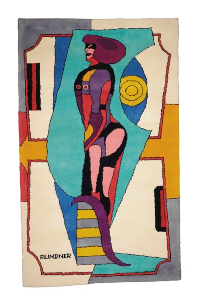 Richard Lindner (German/Americ