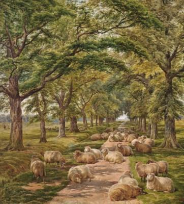 Charles Jones, R.C.A. (1836-18