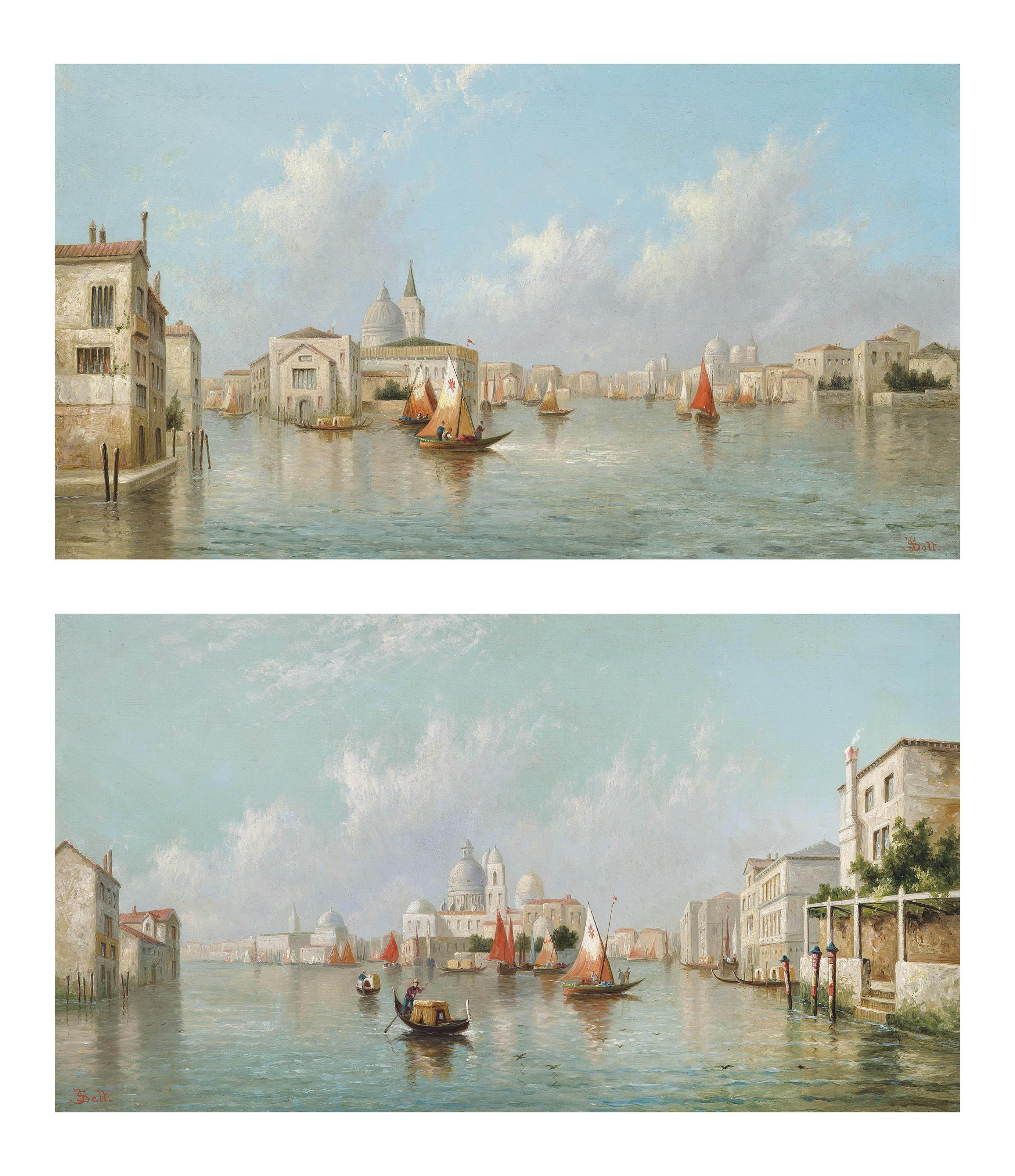 Venetian capriccios
