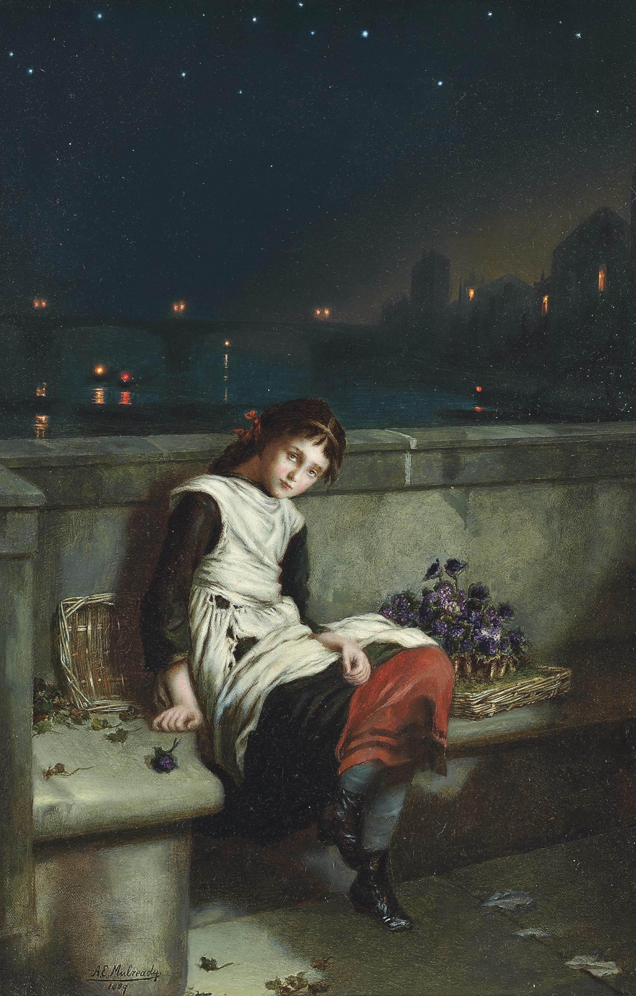 Augustus Edwin Mulready (1863-